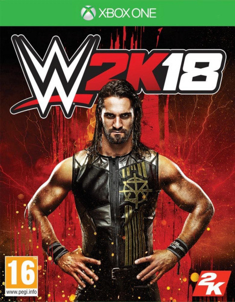 WWE 2K18 sur ONE