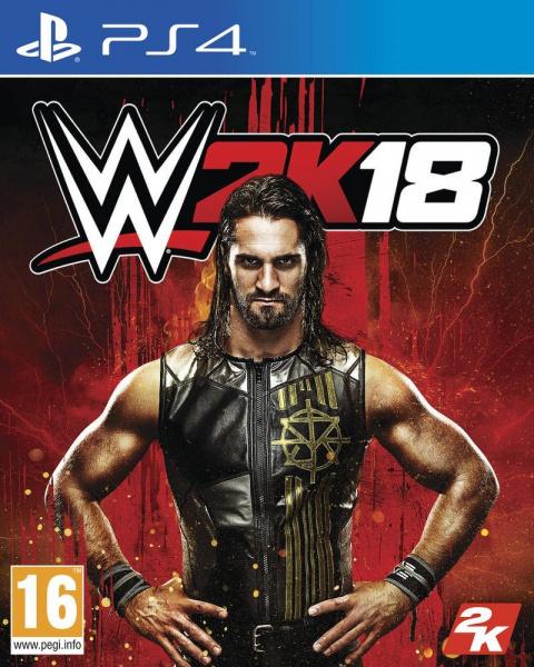 WWE 2K18 sur PS4