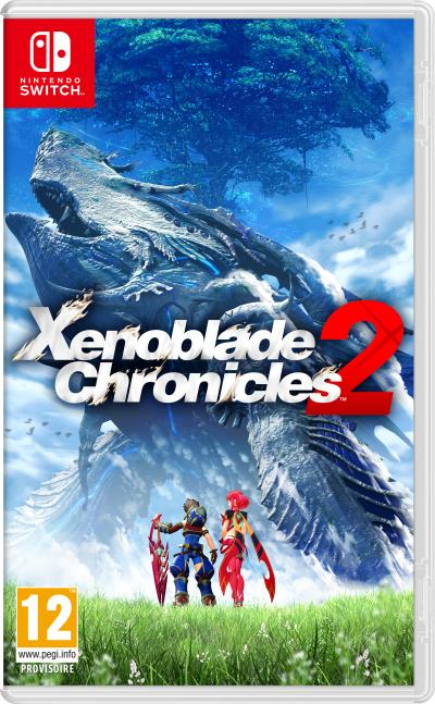 Xenoblade Chronicles 2 sur Switch