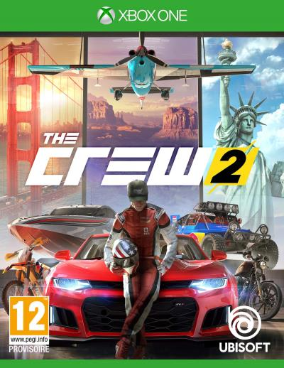 The Crew 2 sur ONE