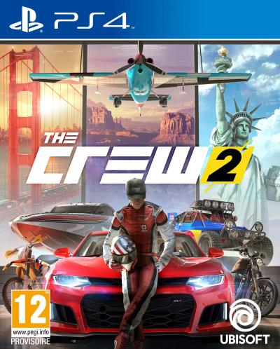 The Crew 2 sur PS4