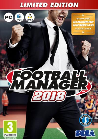 Football Manager 2018 sur PC