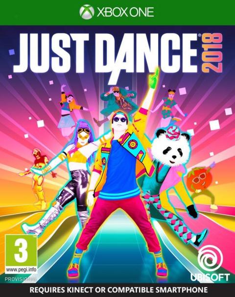 Just Dance 2018 sur ONE
