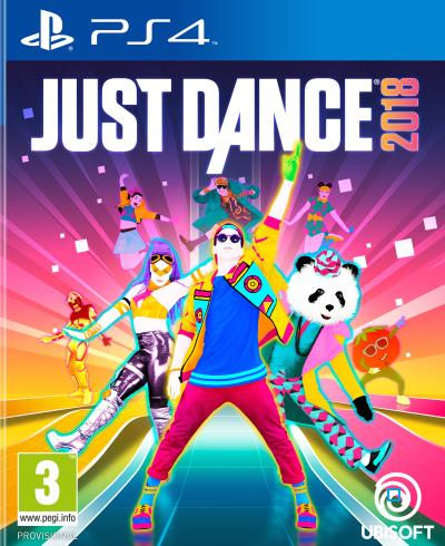 Just Dance 2018 sur PS4
