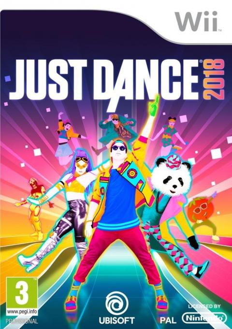 Just Dance 2018 sur Wii