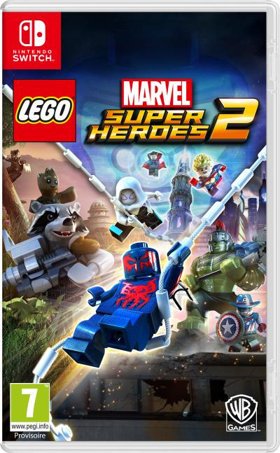 LEGO Marvel Super Heroes 2 sur Switch