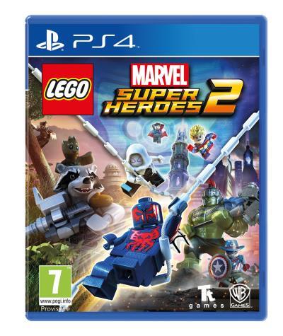 LEGO Marvel Super Heroes 2 sur PS4