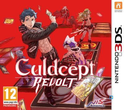 Culdcept Revolt sur 3DS
