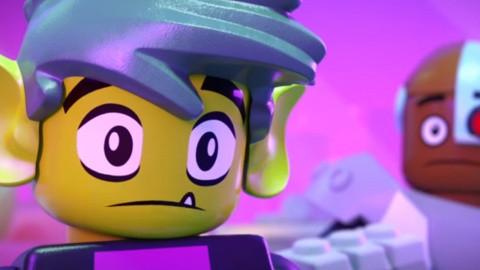 Jaquette de LEGO Dimensions : Une vidéo pour les packs Beetlejuice, Teen Titans et Super Nanas