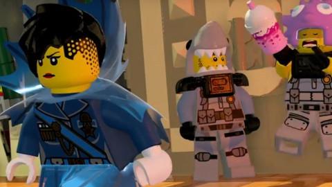Lego ninjago le film le jeu vid o sur pc - Jeux de lego sur jeux info ...