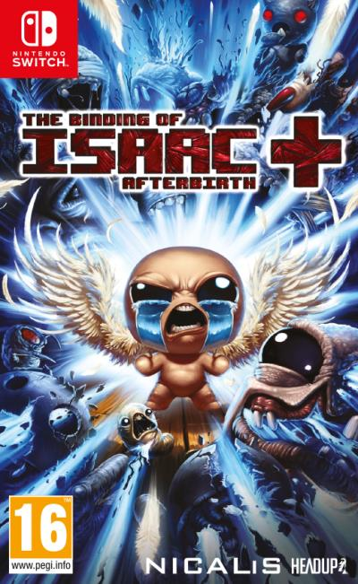 The Binding of Isaac : Afterbirth † sur Switch