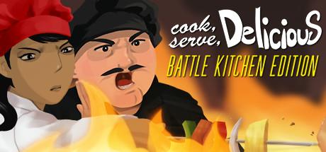 Cook, Serve, Delicious !