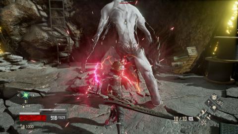 TGS 2017 : Code Vein - Un Dark Souls sauce anime, avec sa touche personnelle