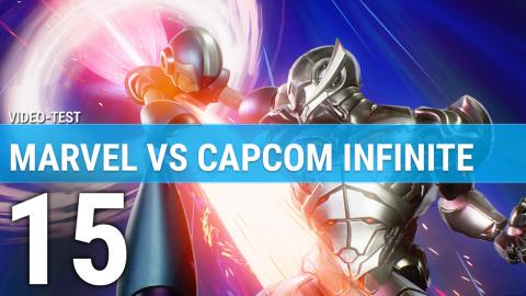 Jaquette de Marvel vs. Capcom Infinite : notre avis en 3 minutes