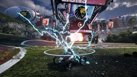 Switchblade : Lucid Games présente son nouveau jeu sur PC et PS4