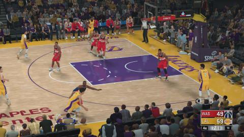 NBA 2K18 : la simulation qui voit toujours plus grand