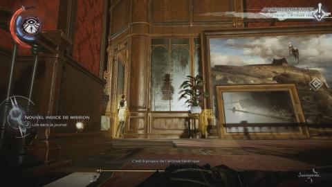 Mission 4 : L'archive volée