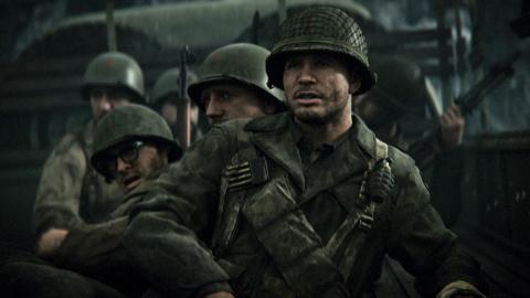Call of Duty WWII : La campagne solo fait parler la poudre