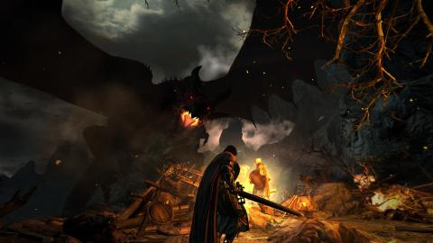 Jaquette de Dragon's Dogma : une nouvelle comparaison PS3-PS4