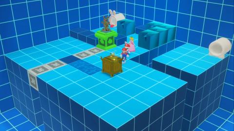 Mario + The Lapins Crétins: Kingdom Battle sur SWITCH à 19,99€ chez Amazon!