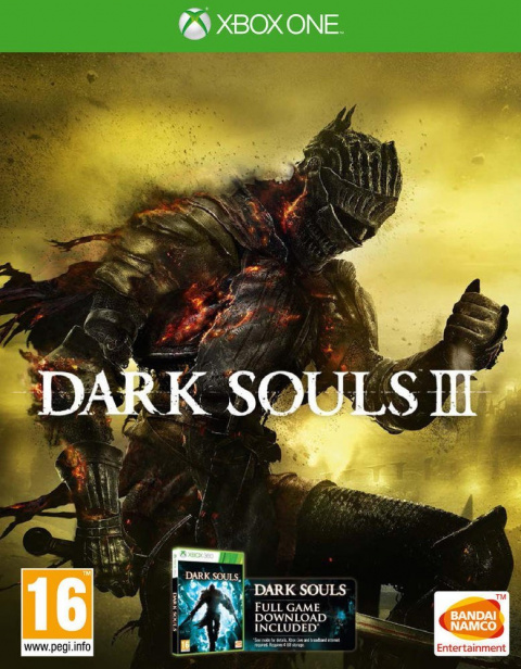 Dark Souls III sur ONE