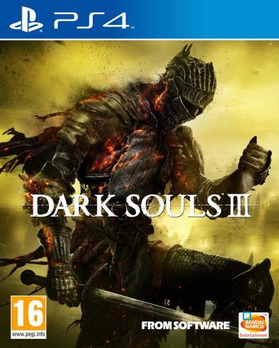 Dark Souls III sur PS4