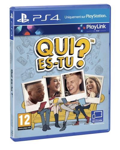 Qui Es-Tu ? sur PS4