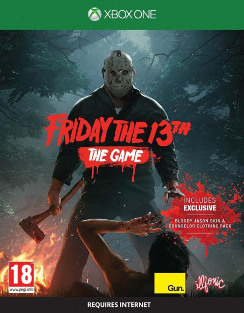 Friday the 13th: The Video Game sur ONE