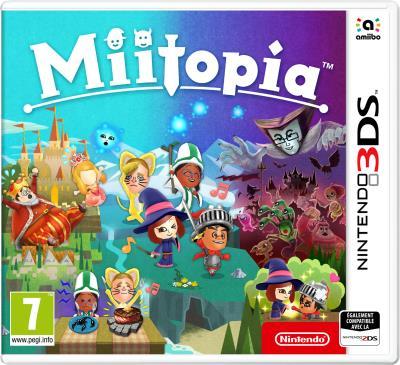 Miitopia sur 3DS