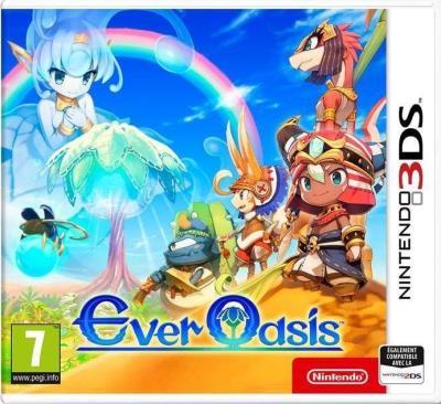 Ever Oasis sur 3DS