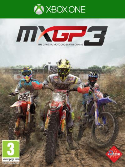 MXGP 3 : The Official Motocross Videogame sur ONE