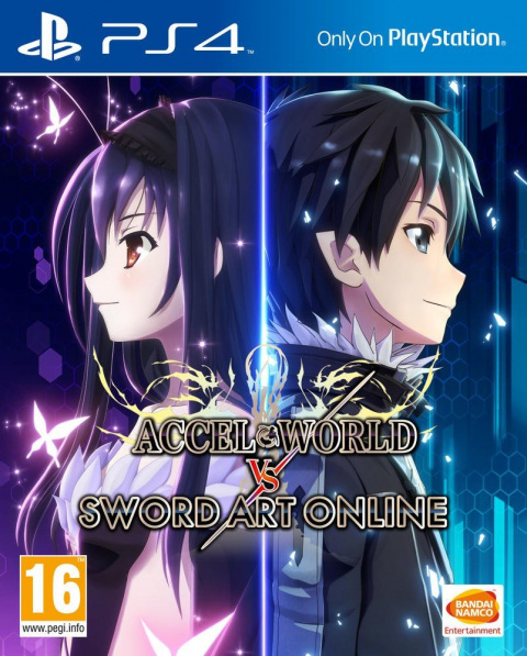 Accel World vs Sword Art Online : Millennium Twilight sur PS4