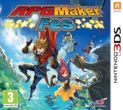 RPG Maker : Fes [CIA] [+ UPDATE 1.1.5] [+ DLC]