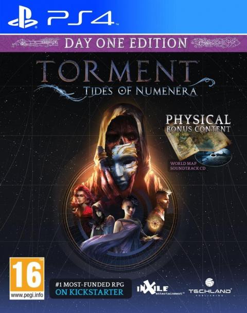 Torment : Tides of Numenera sur PS4