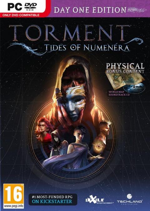 Torment : Tides of Numenera sur PC
