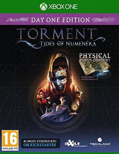 Torment : Tides of Numenera sur ONE