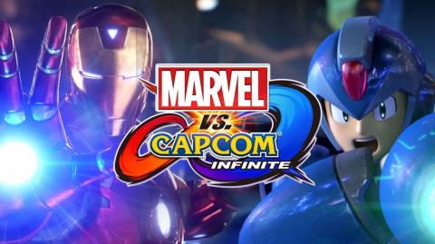 PS Store - Marvel VS Capcom: Infinite et au delà