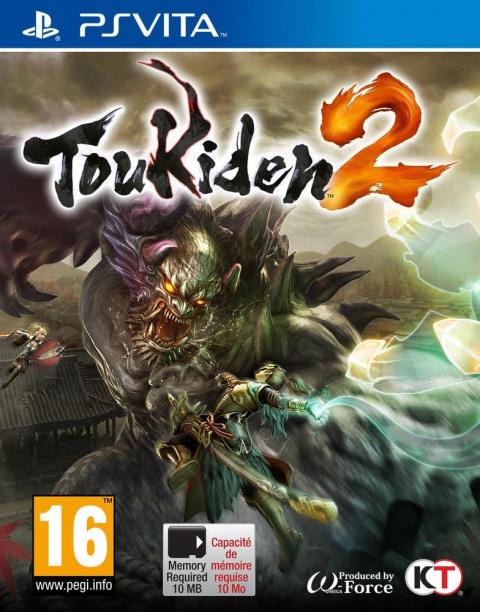 Toukiden 2 sur Vita