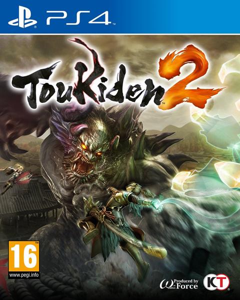 Toukiden 2 sur PS4