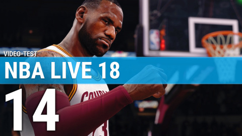 Jaquette de NBA Live 18 : notre avis en 3 minutes
