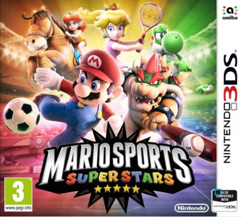 Mario Sports Superstars sur 3DS