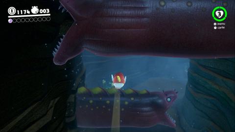 Super Mario Odyssey : Génial, le plombier s'apprête à frapper un grand coup