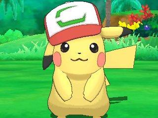 Pokémon Soleil et Lune : La distribution des Pikachu spéciaux a débuté
