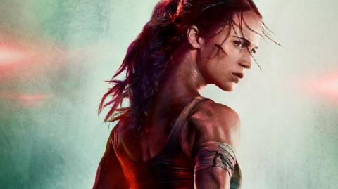 Tomb Raider : Le premier trailer du film est là