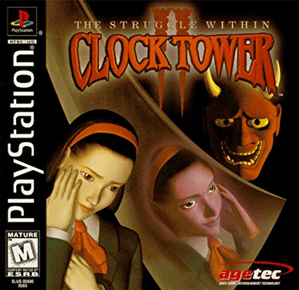 Clock Tower II : The Struggle Within sur PS1