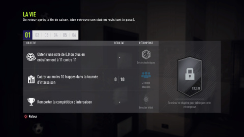 FIFA 18 : La finition sans la construction