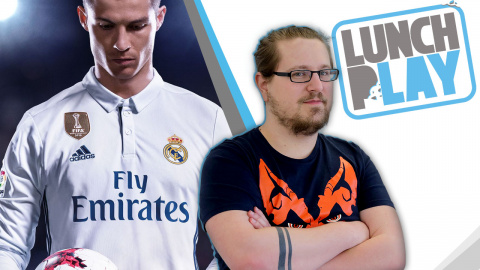 Lunch Play - Des tacles de forains sur FIFA 18