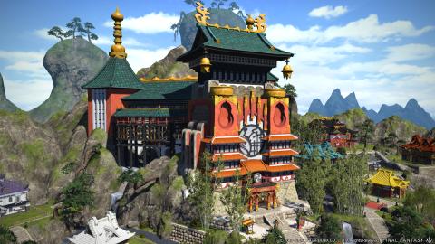 Final Fantasy XIV : La mise à jour 4.1 tease son arrivée en images et en détails