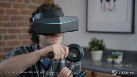 Réalité virtuelle : le casque Pimax 8K explose son Kickstarter