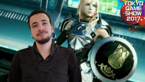 TGS : Dissidia Final Fantasy NT - de l'arcade à la PS4